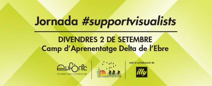 Lo Pati - Centre d'Art  - Terres de l'Ebre : Jornada #supportvisualists