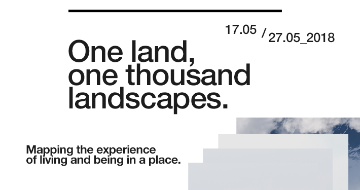 Lo Pati - Centre d'Art  - Terres de l'Ebre : One land, one thousand landscapes 1L1000L.
