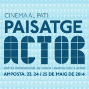 Cinema al Pati: Paisatge Actor