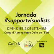 Jornada #supportvisualists