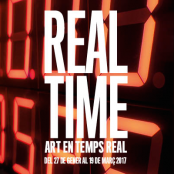 Real time. Art en temps real