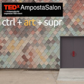 "TEDxAmpostaSalon:  ""Pot l'art esdevenir un model participatiu?"""